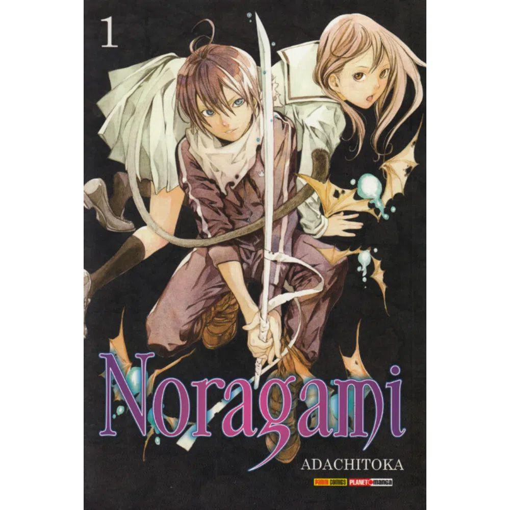 Noragami - Volume 01 - Usado