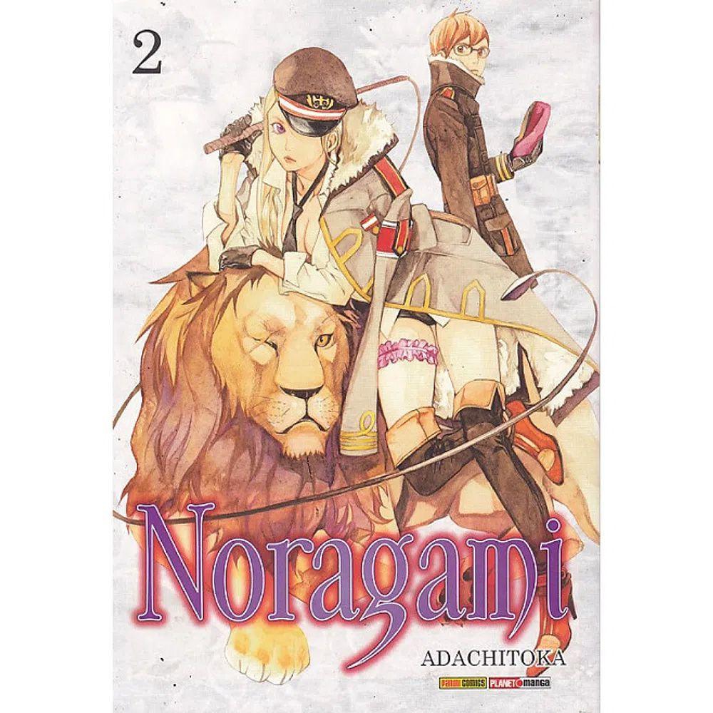 Noragami - Volume 02 - Usado