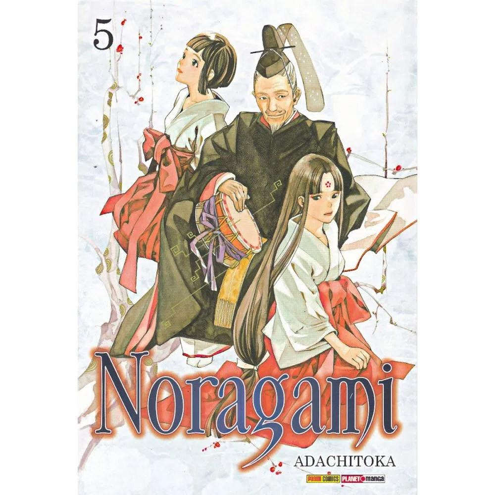 Noragami - Volume 05
