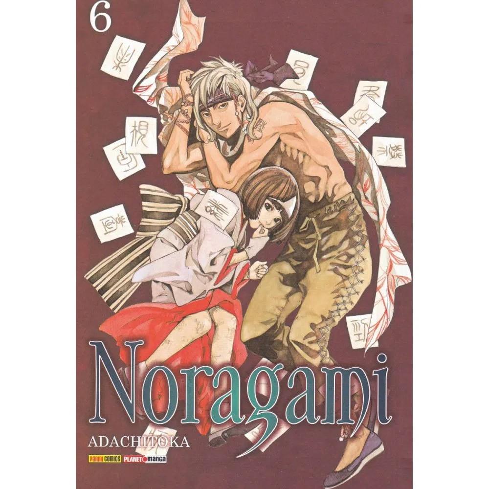 Noragami - Volume 06