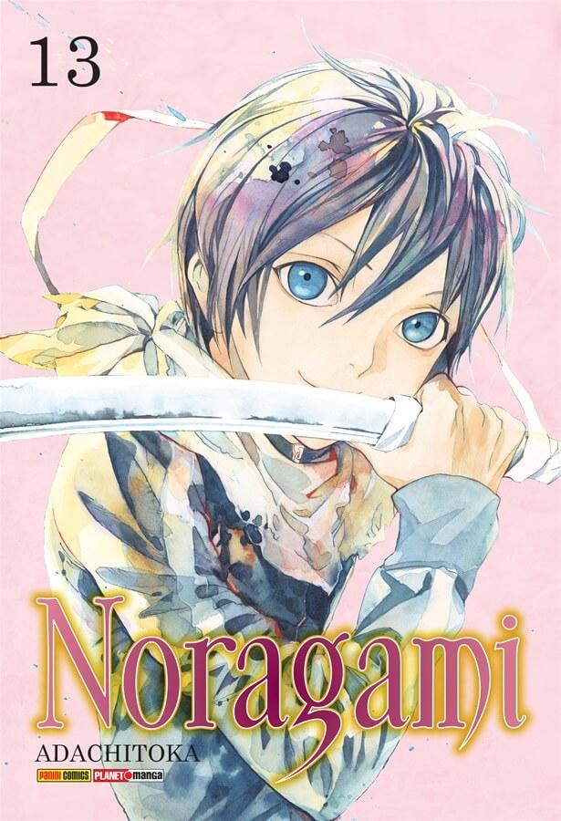 Noragami - Volume 13