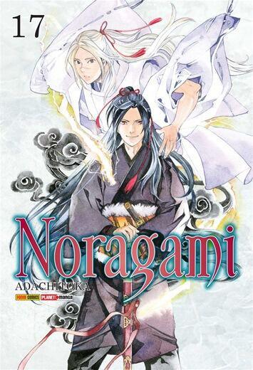 Noragami - Volume 17