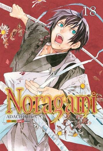 Noragami - Volume 18