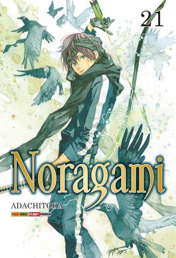 Noragami - Volume 21