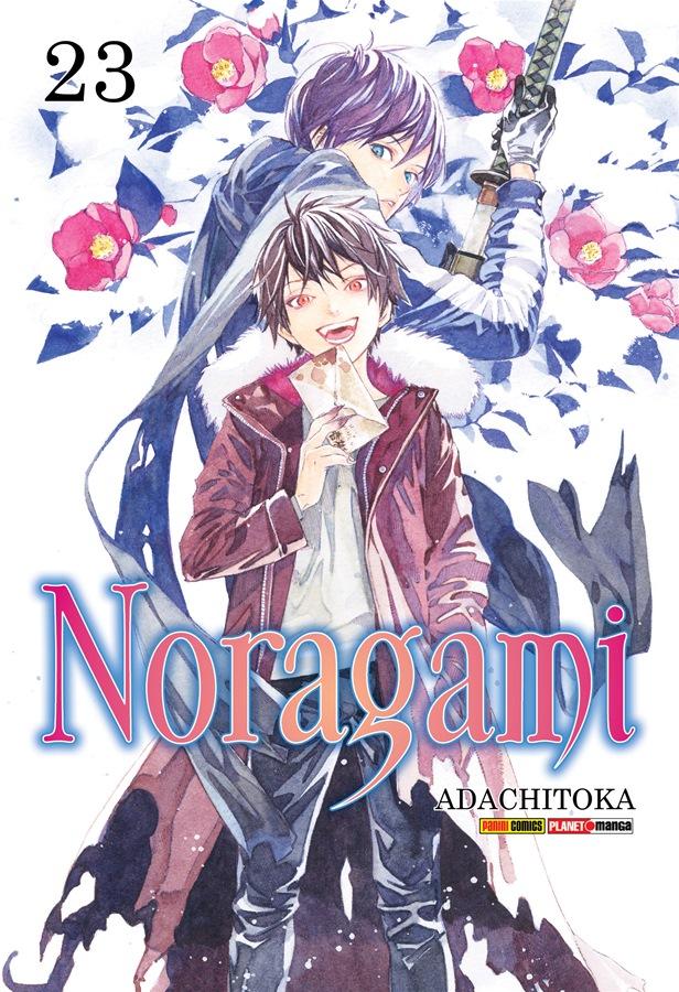 Noragami - Volume 23