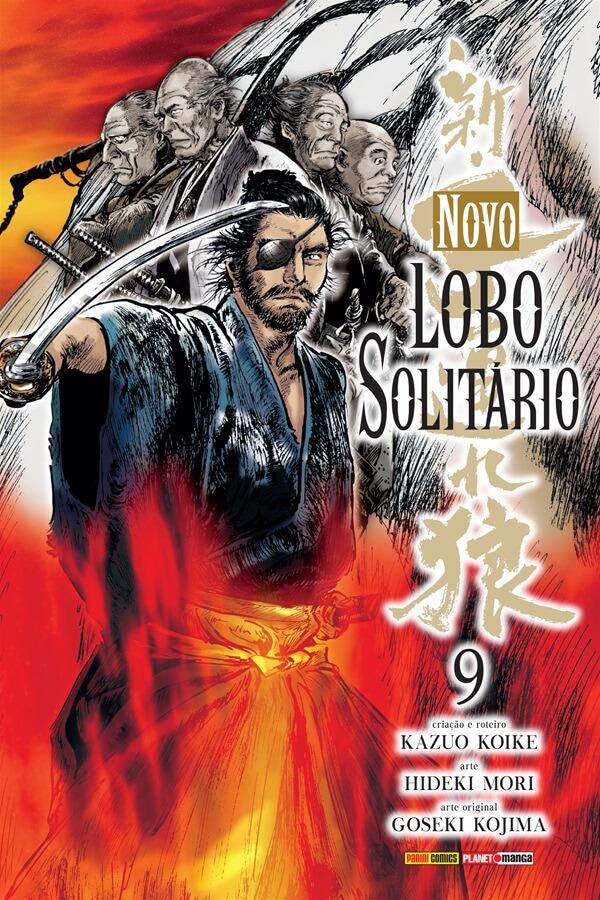 Novo Lobo Solitário - Volume 09