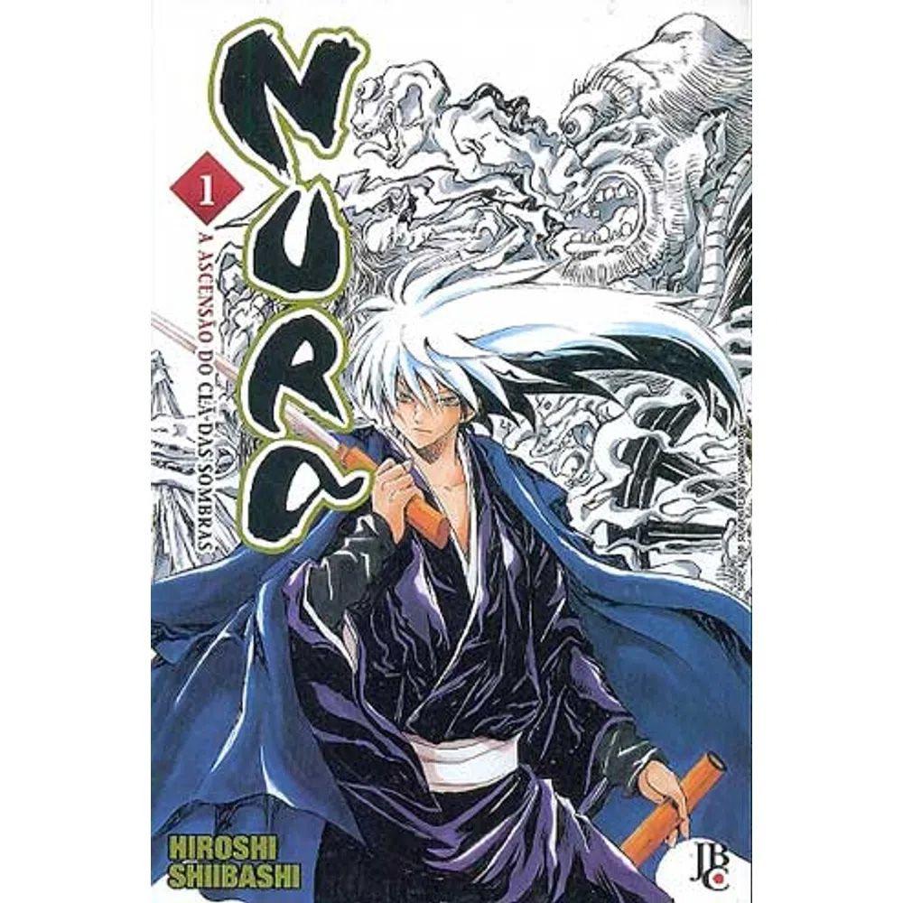 Nura - A Ascensão do Clã das Sombras - Volume 01 - Usado