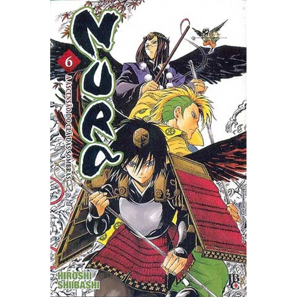 Nura - A Ascensão do Clã das Sombras - Volume 6 - Usado
