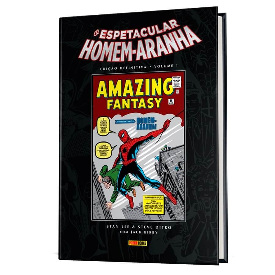 O Espetacular Homem-Aranha Edição Definitiva Volume 1