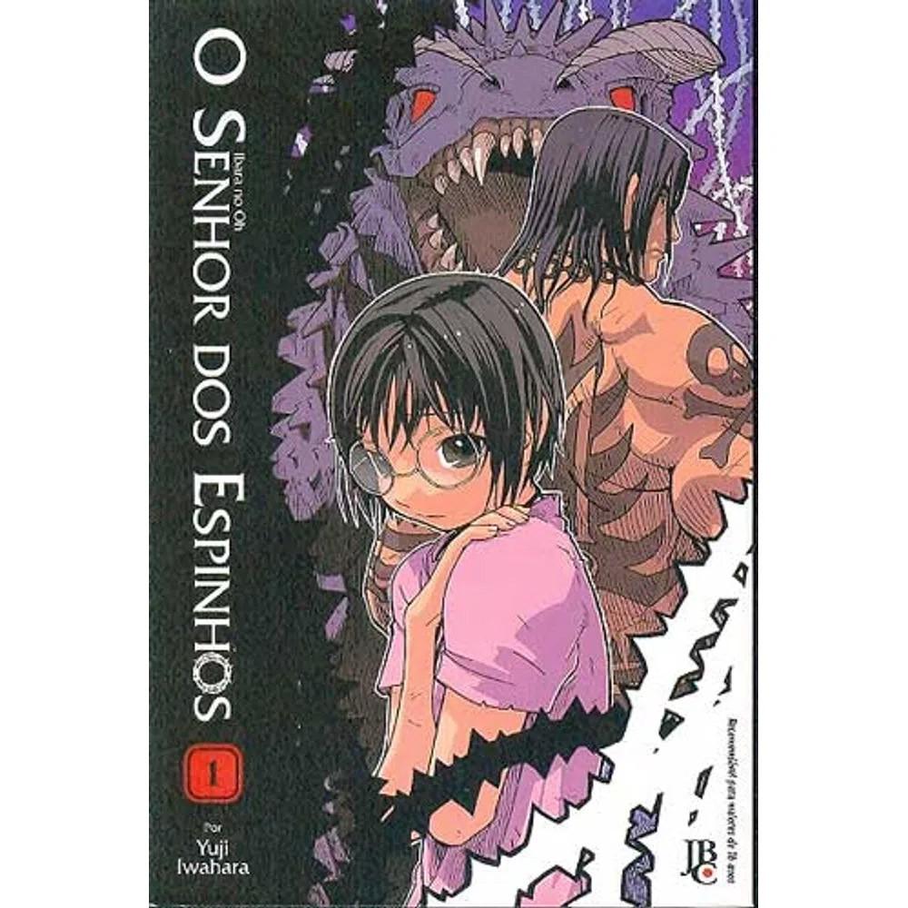 O Senhor dos Espinhos - Volume 01 - Usado