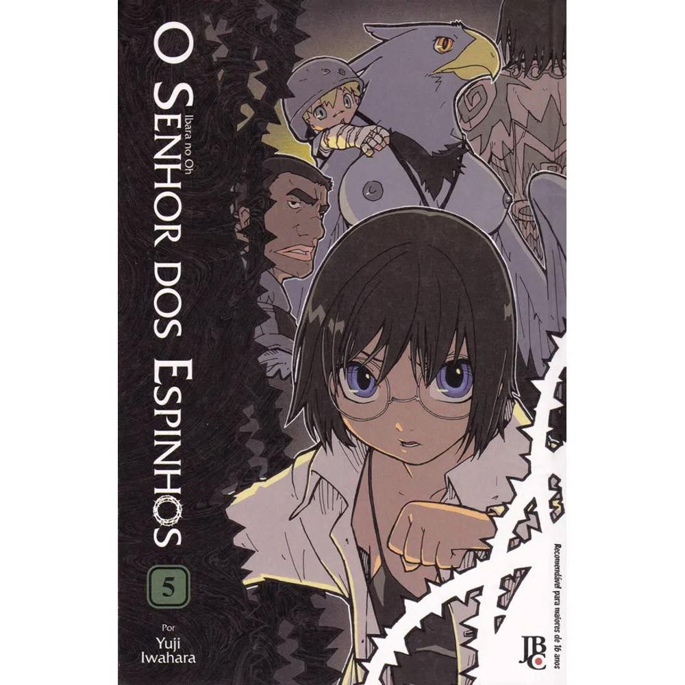 O Senhor dos Espinhos - Volume 05 - Usado