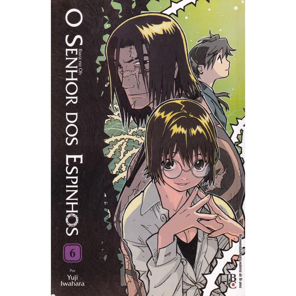 O Senhor dos Espinhos - Volume 06 - Usado