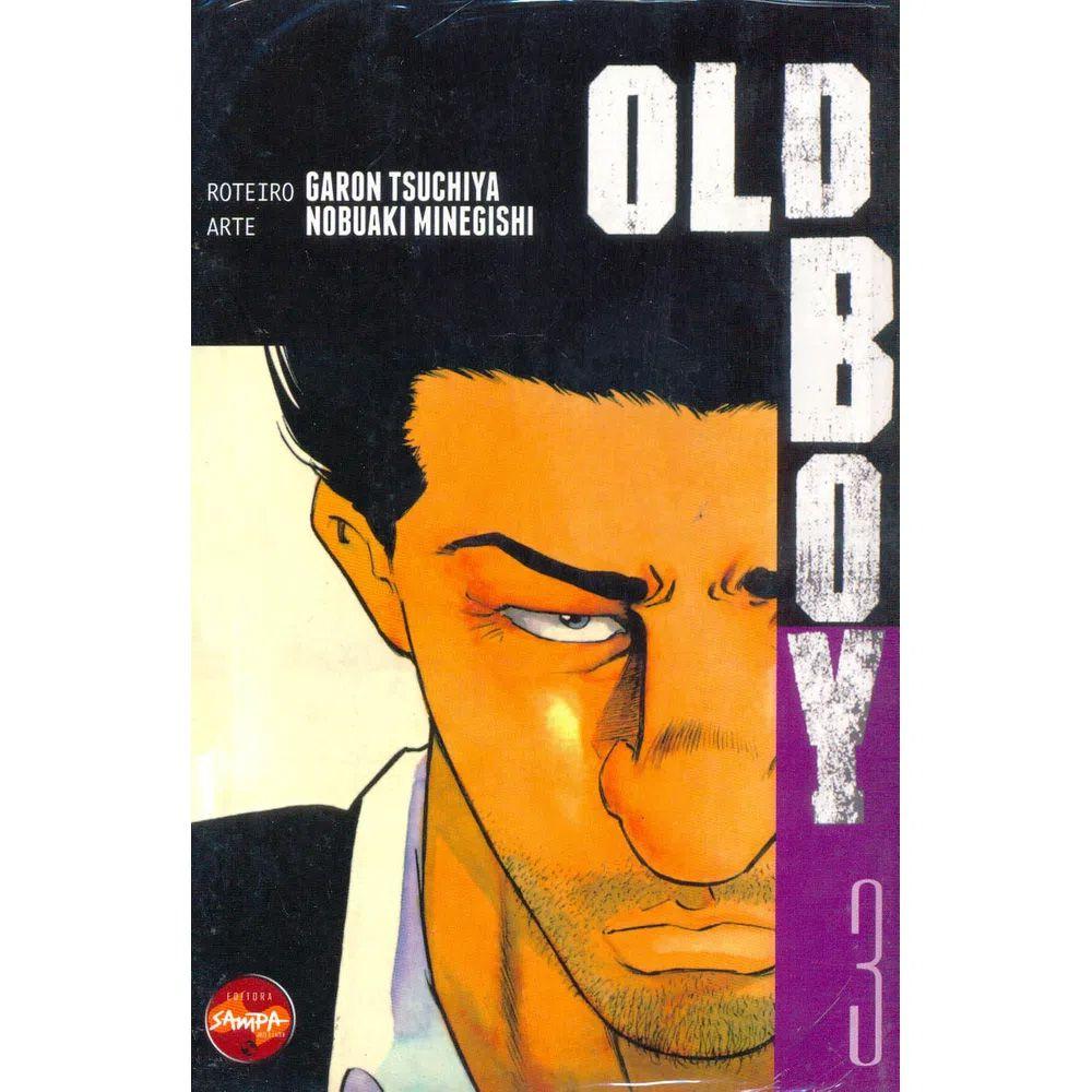 Old Boy - Volume 3 - Usado