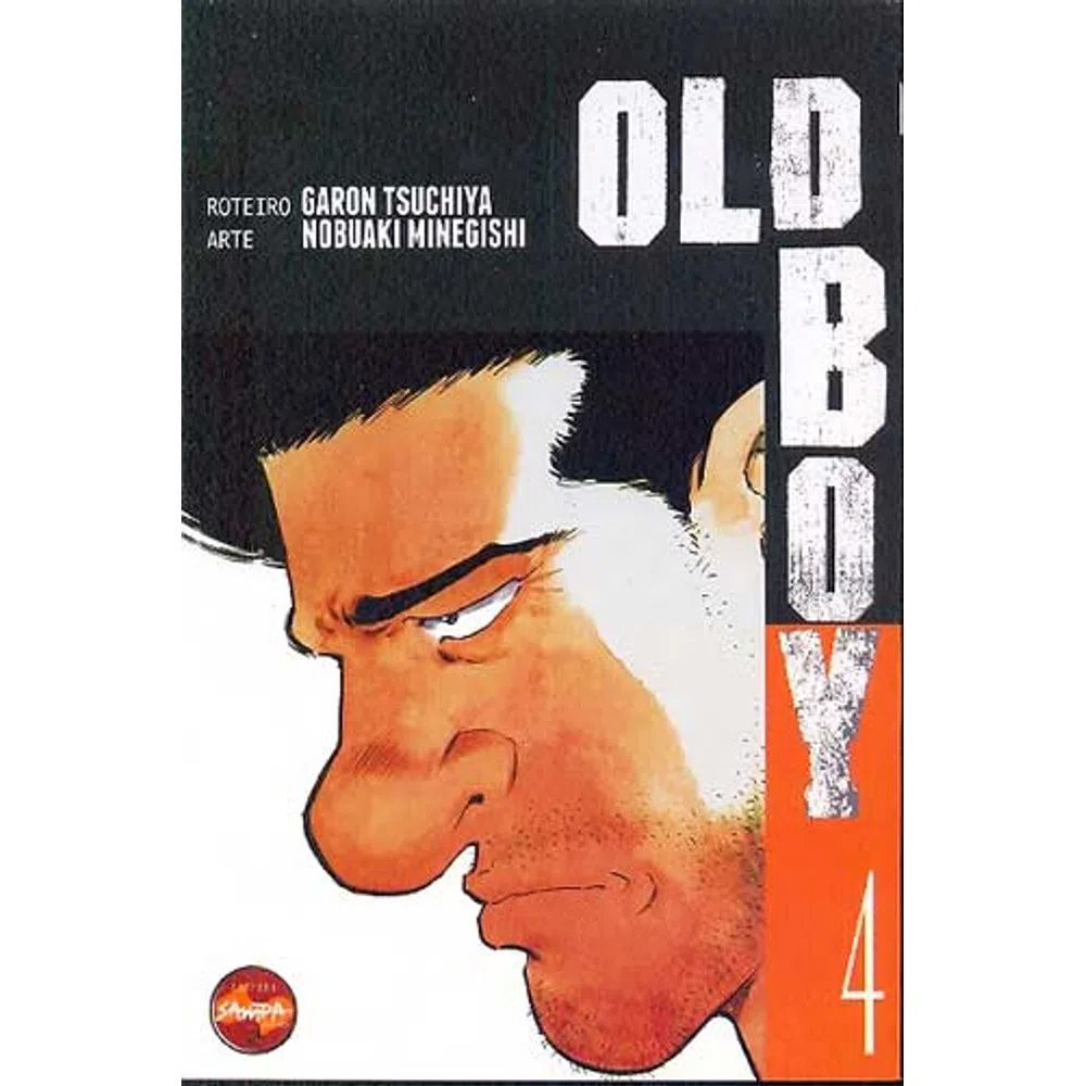 Old Boy - Volume 4 - Usado