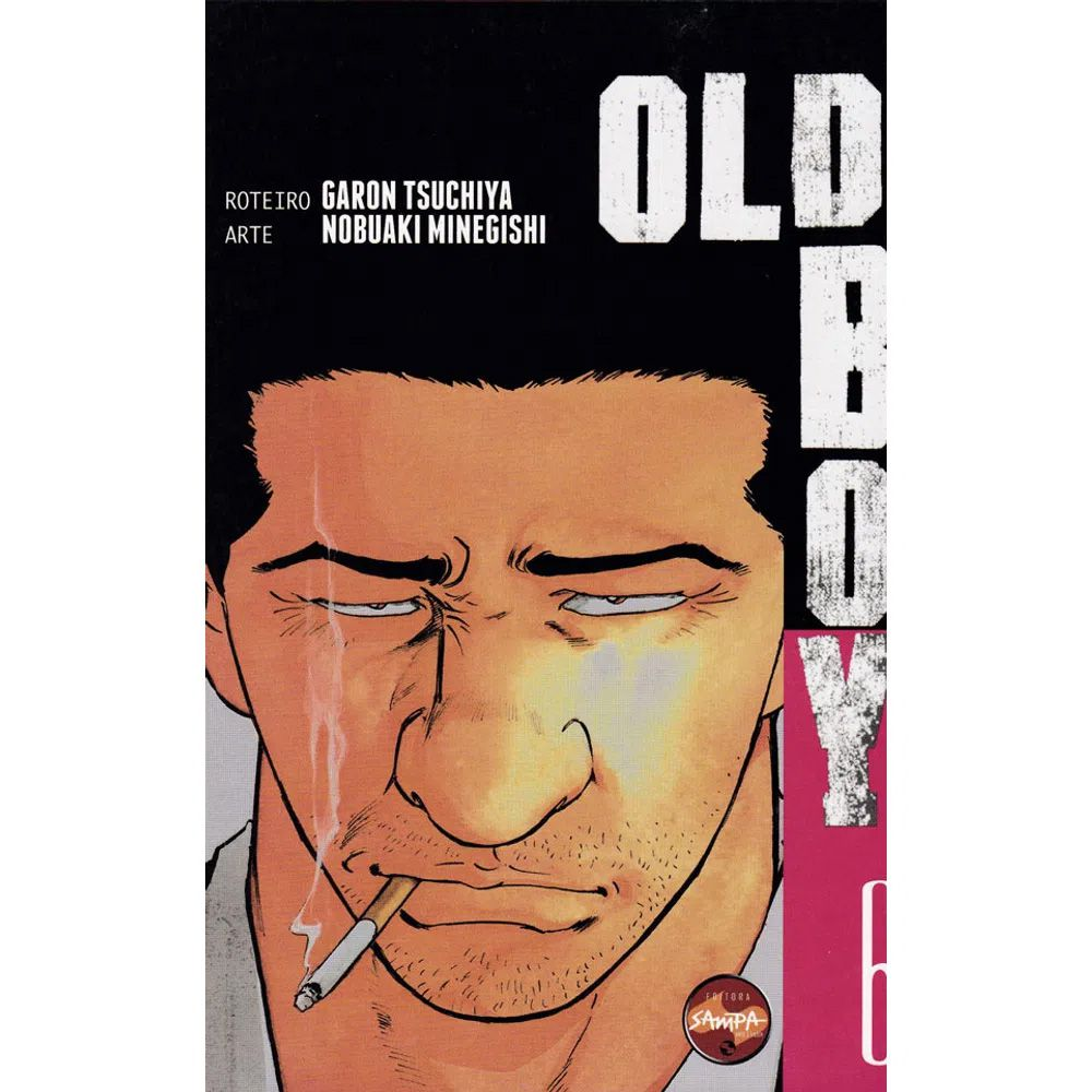 Old Boy - Volume 6 - Usado