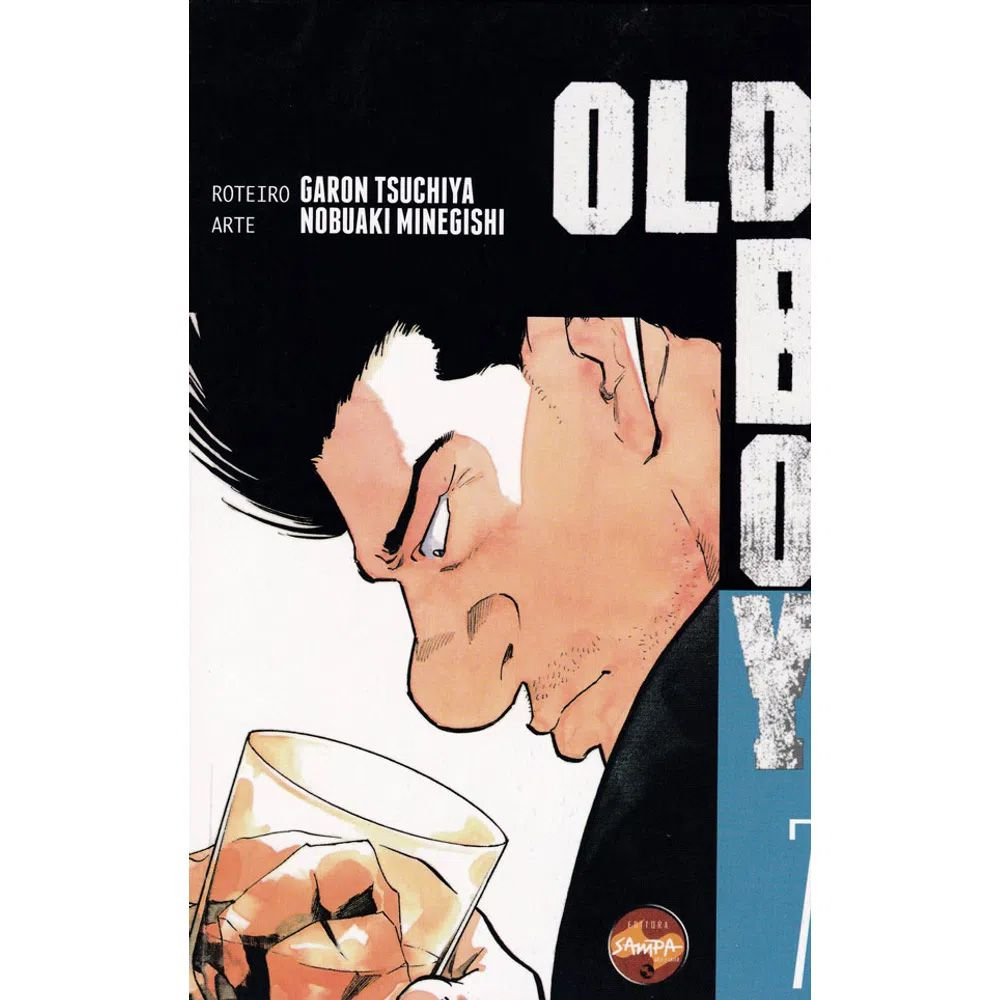 Old Boy - Volume 7 - Usado