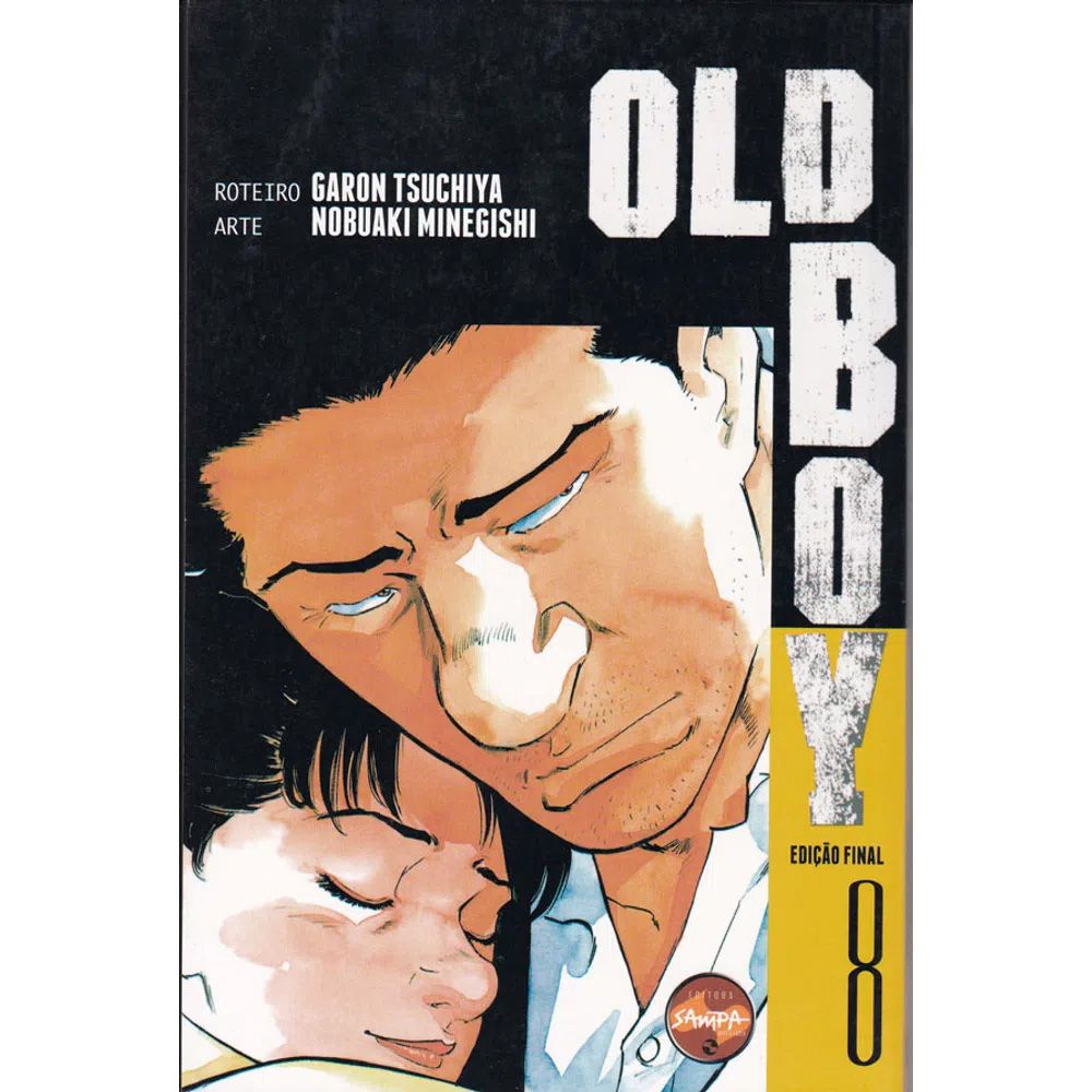Old Boy - Volume 8 - Usado