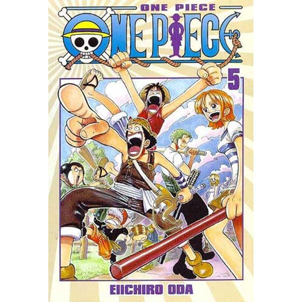 One Piece - Volume 05 - Usado