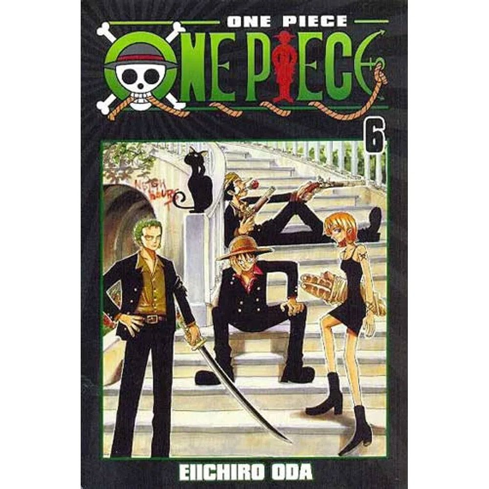 One Piece - Volume 06 - Usado