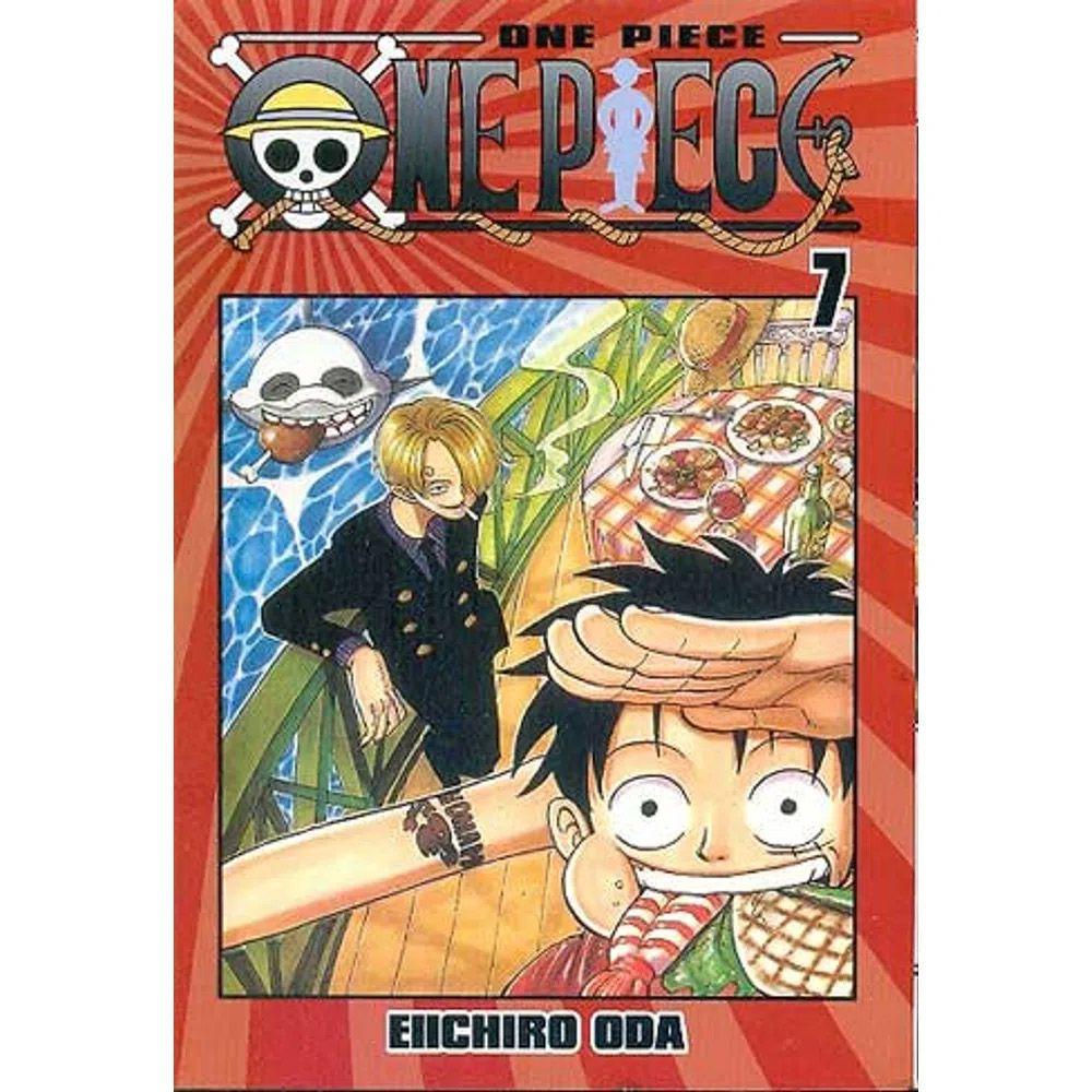 One Piece - Volume 07 - Usado