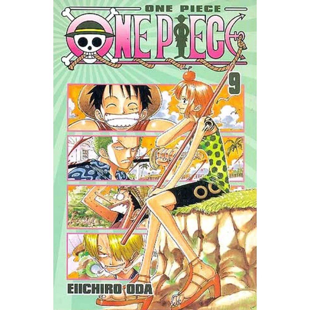 One Piece - Volume 09 - Usado