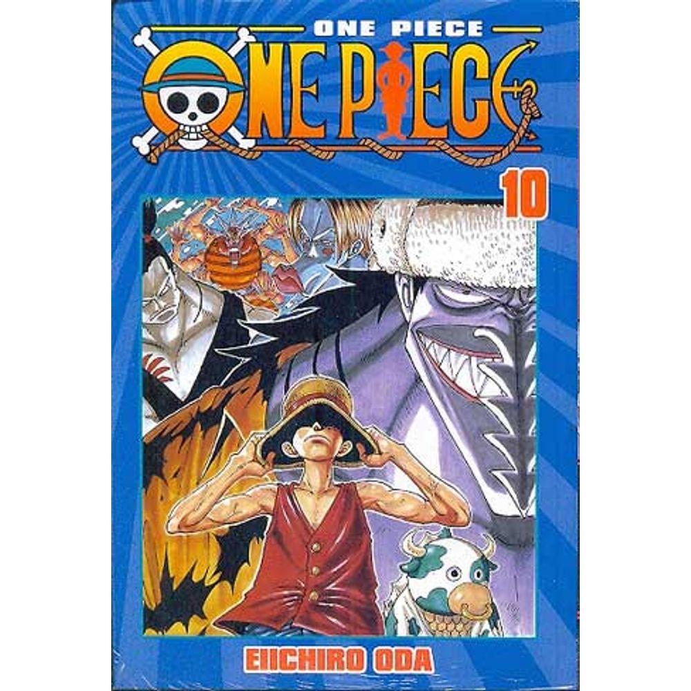 One Piece - Volume 10 - Usado