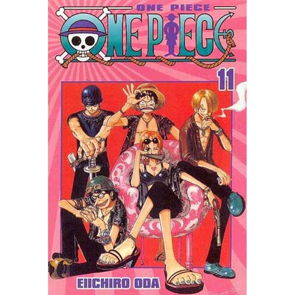 One Piece - Volume 11 - Usado