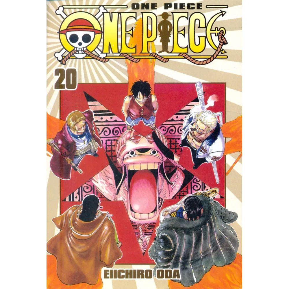 One Piece - Volume 20 - Usado