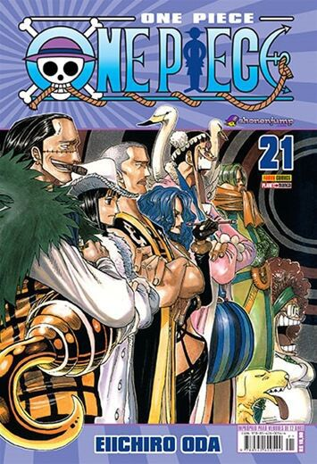 One Piece - Volume 21 - Usado