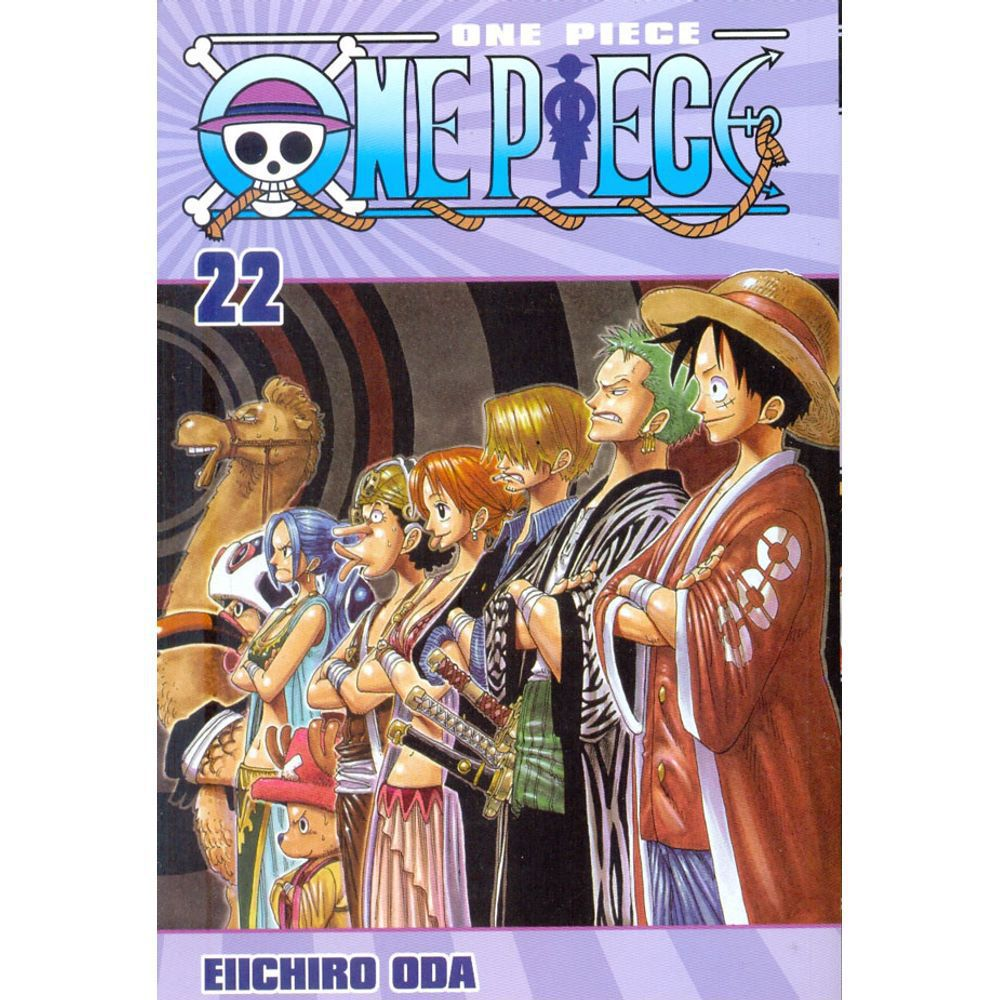 One Piece - Volume 22 - Usado