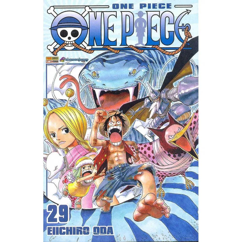 One Piece - Volume 29 - Usado