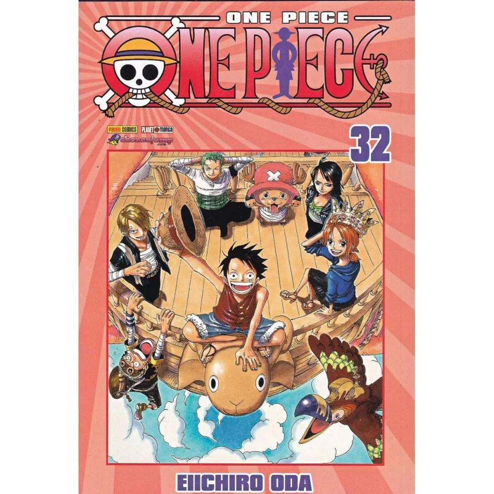 One Piece - Volume 32 - Usado