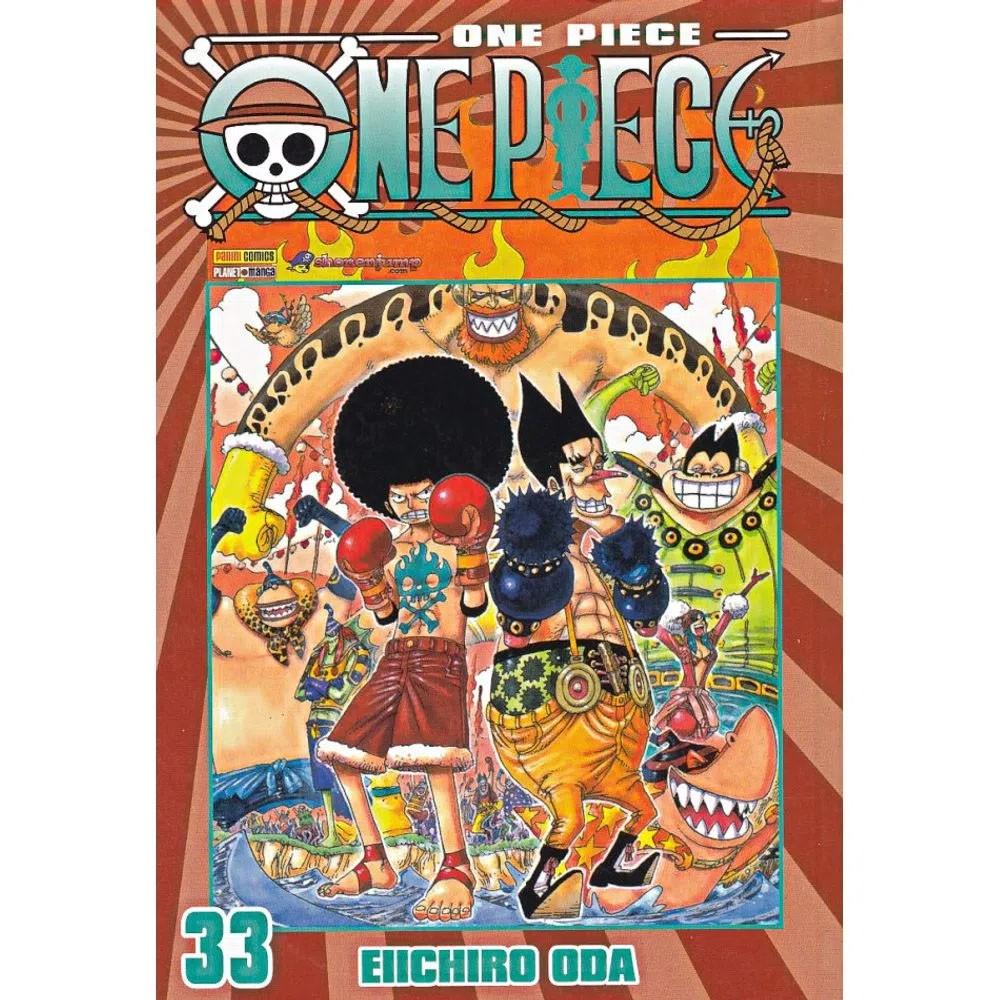One Piece - Volume 33 - Usado