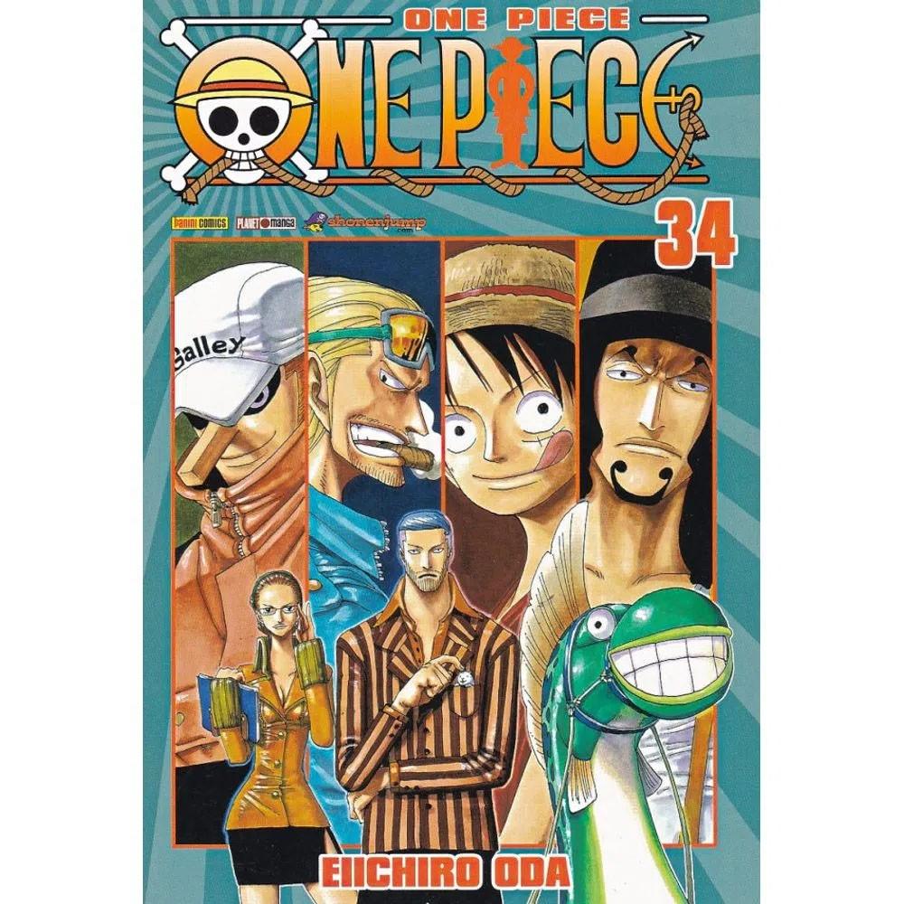 One Piece - Volume 34 - Usado