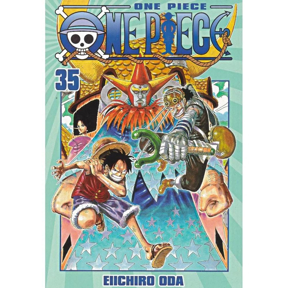 One Piece - Volume 35 - Usado