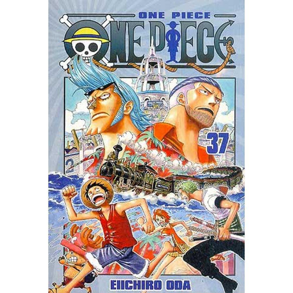One Piece - Volume 37 - Usado