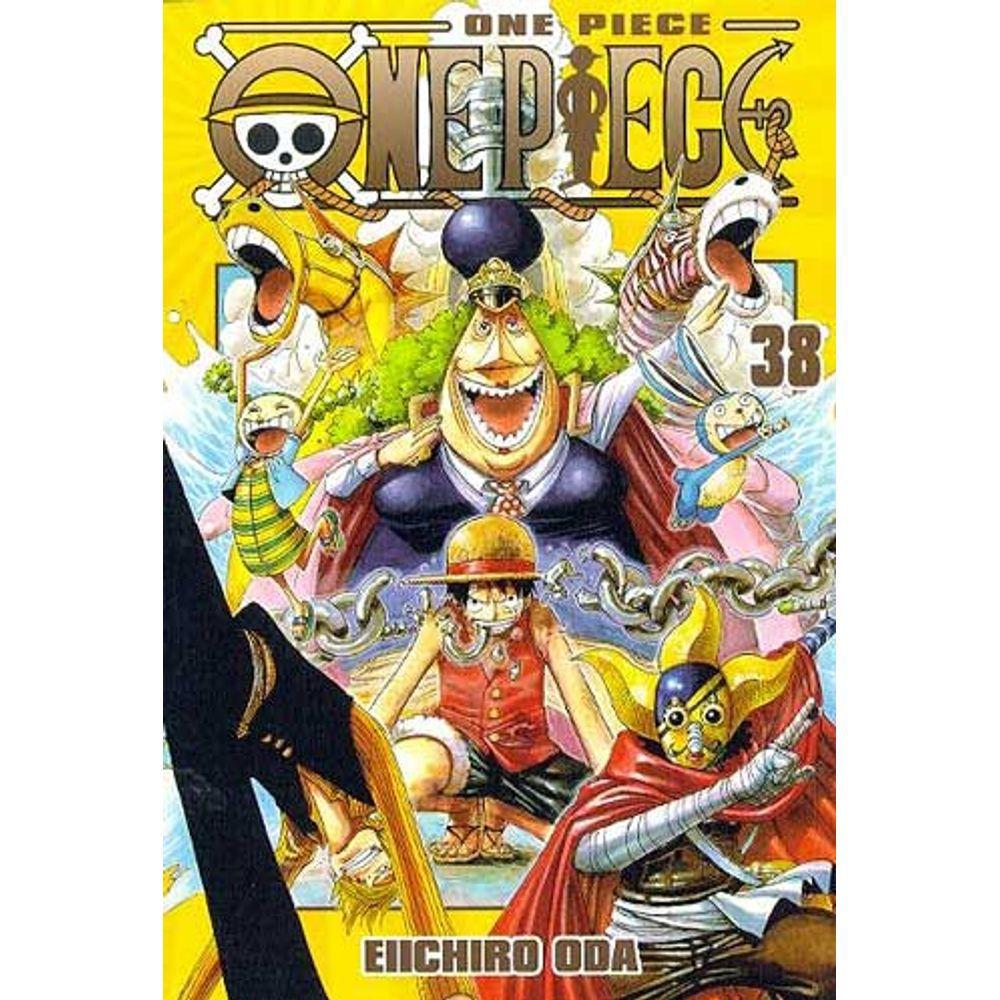 One Piece - Volume 38 - Usado