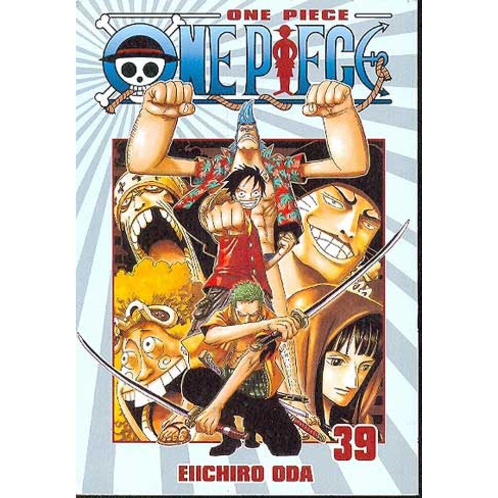 One Piece - Volume 39 - Usado