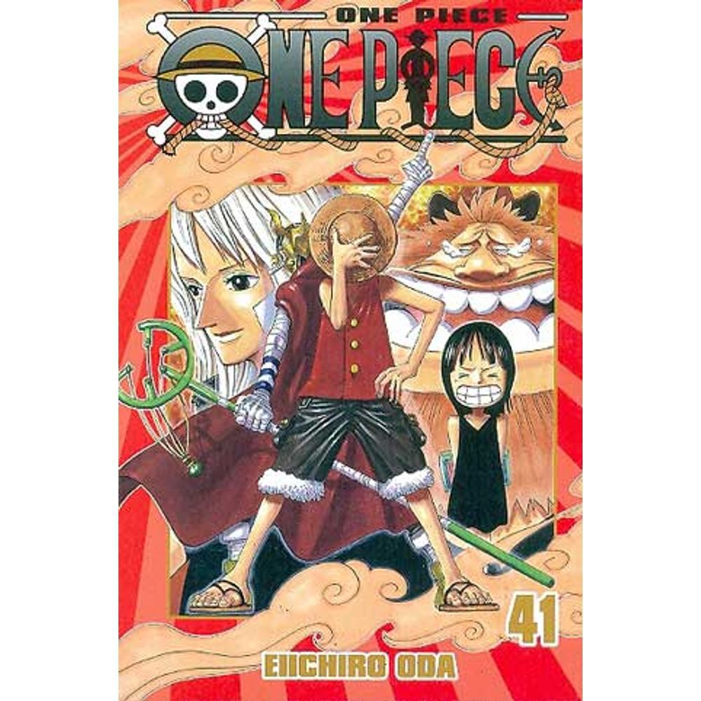 One Piece - Volume 41 - Usado