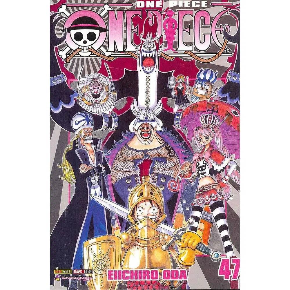 One Piece - Volume 47 - Usado