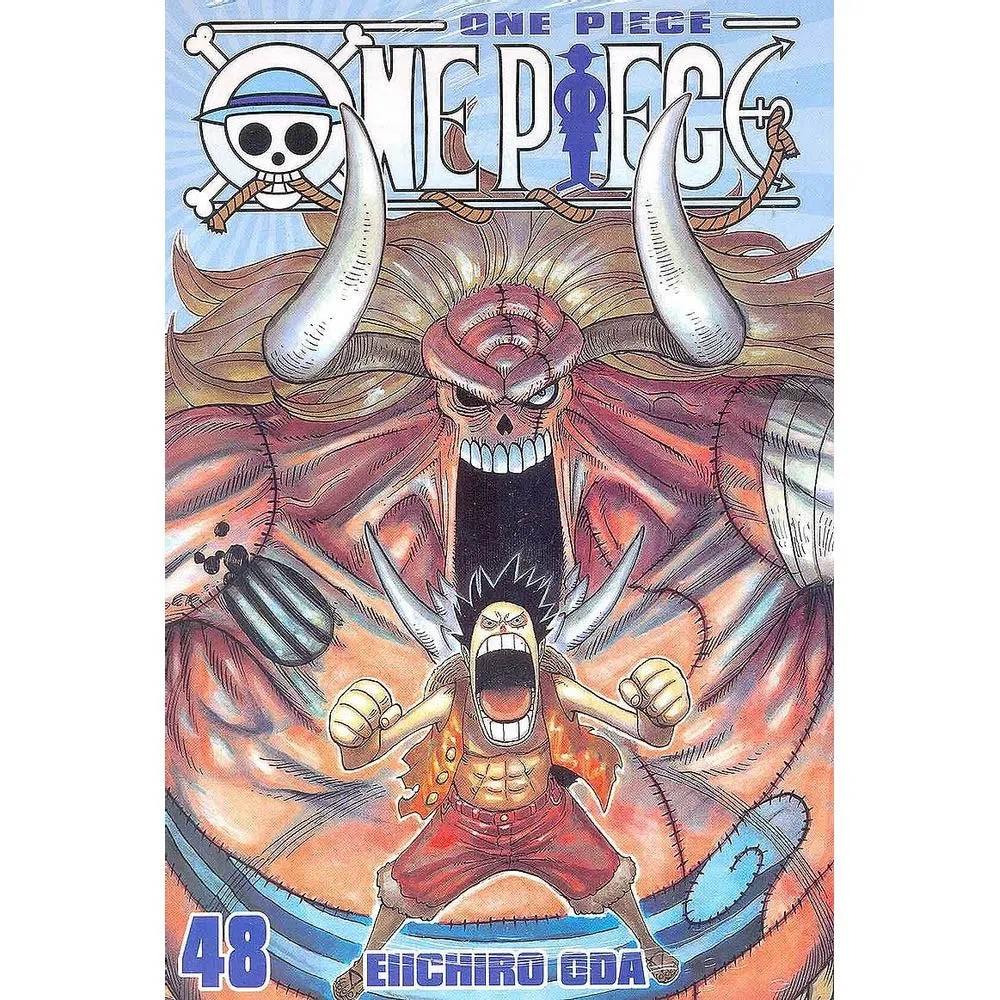 One Piece - Volume 48 - Usado