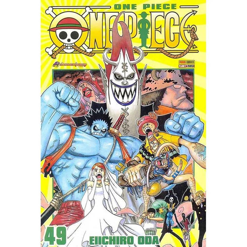 One Piece - Volume 49 - Usado
