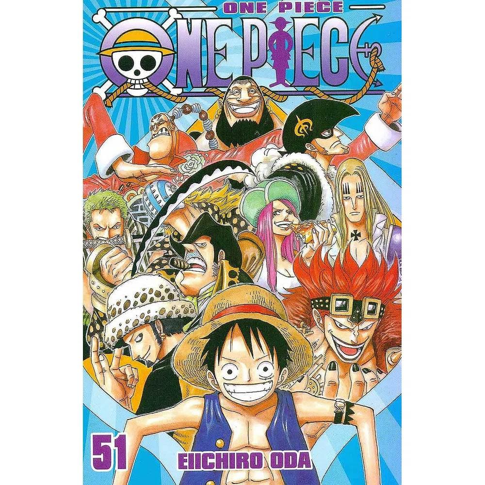 One Piece - Volume 51 - Usado