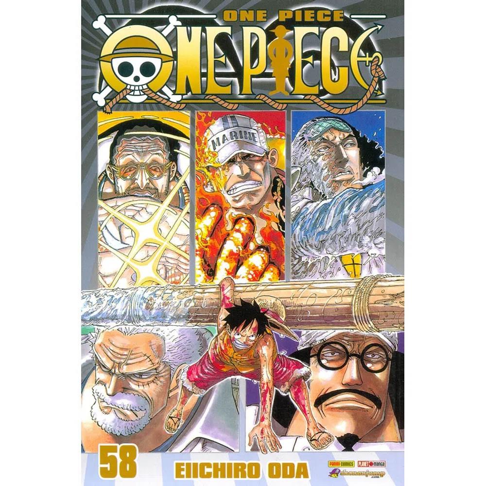 One Piece - Volume 58 - Usado