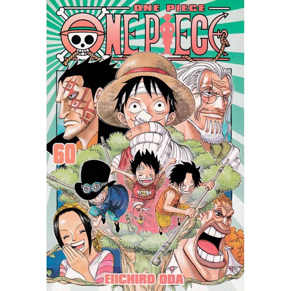 One Piece - Volume 60 - Usado
