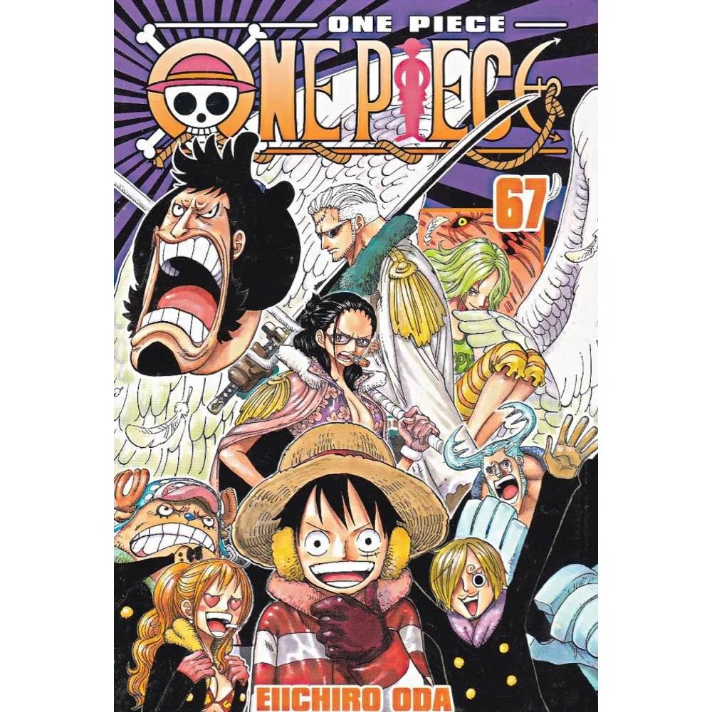 One Piece - Volume 67  - Usado