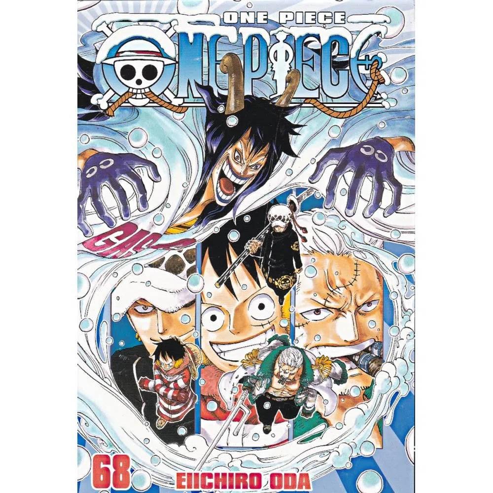 One Piece - Volume 68 - Usado