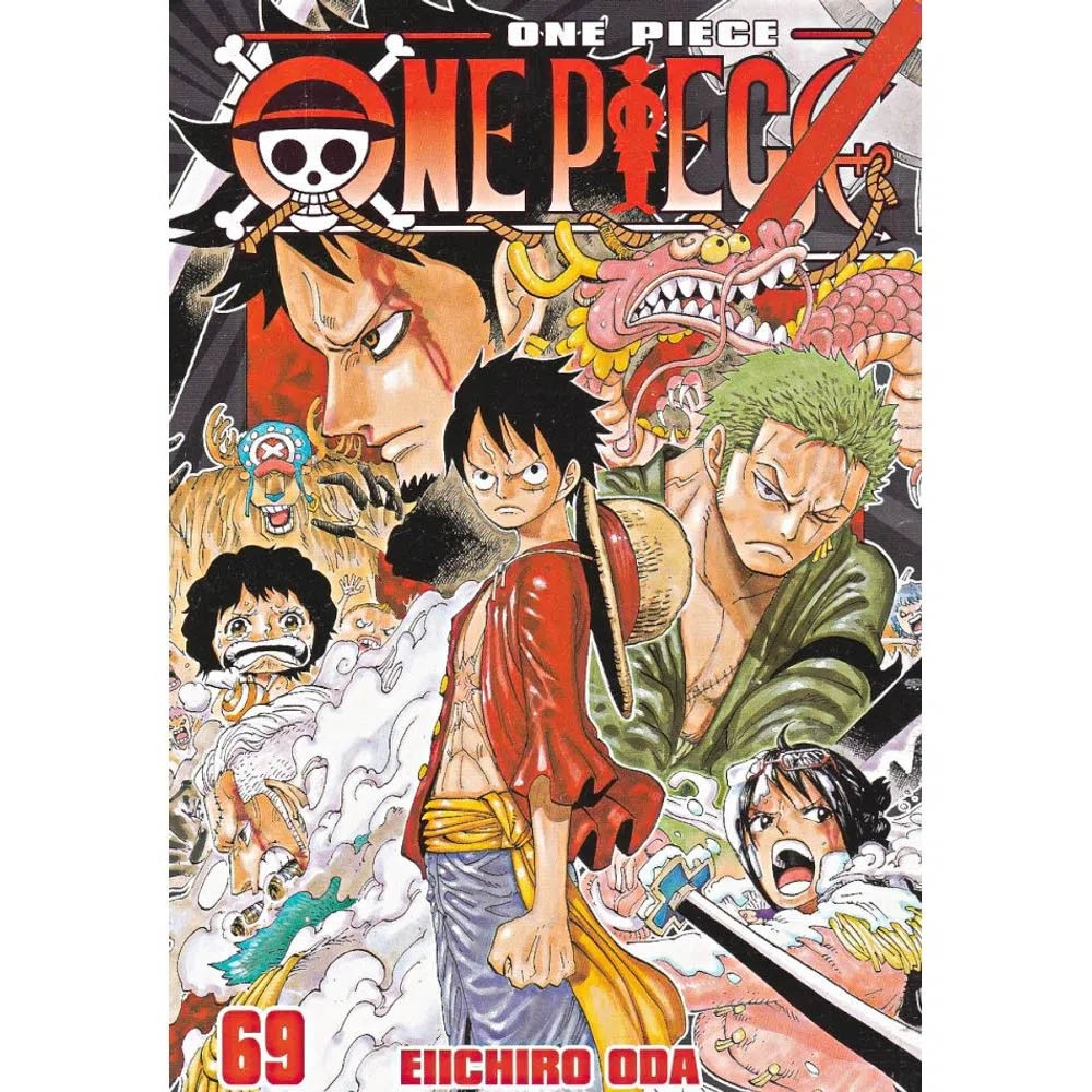 One Piece - Volume 69 - Usado