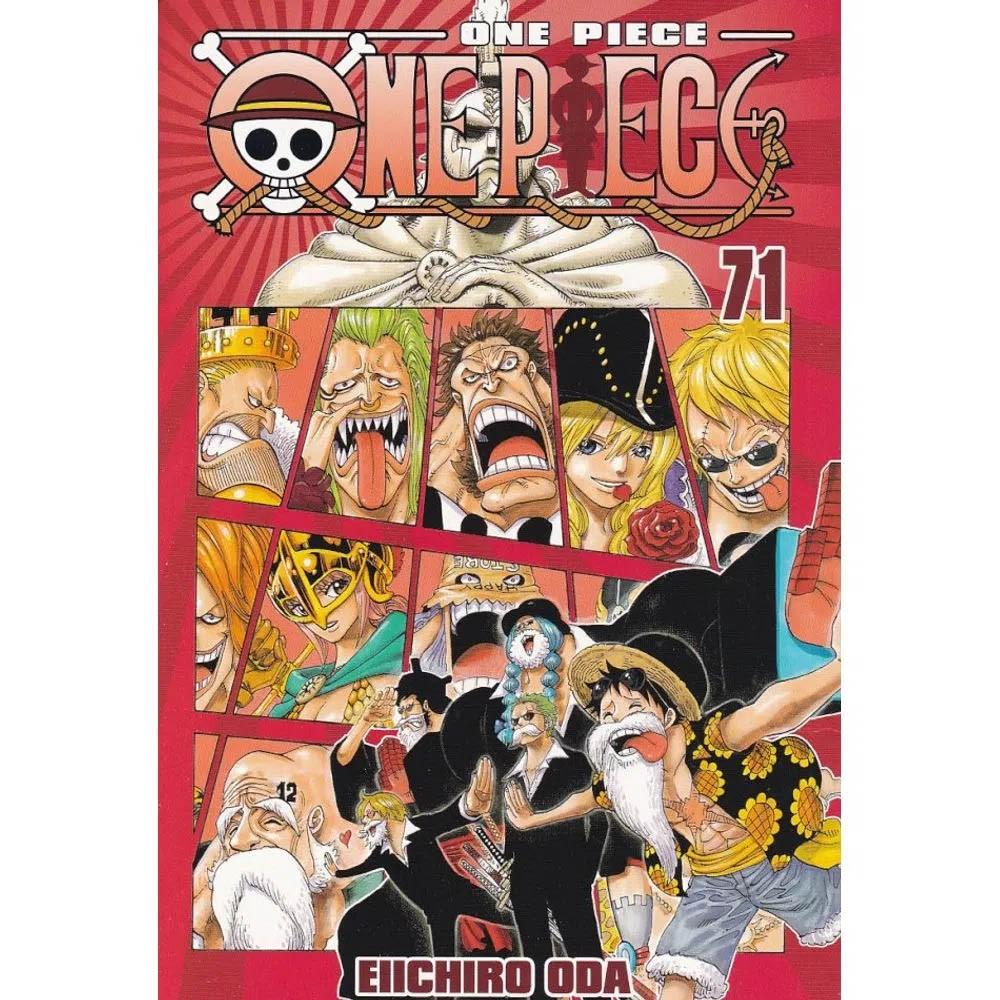One Piece - Volume 71