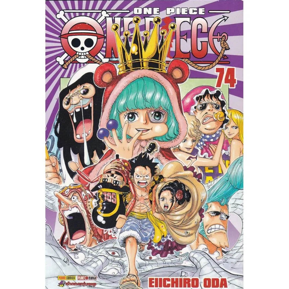 One Piece - Volume 74 - Usado